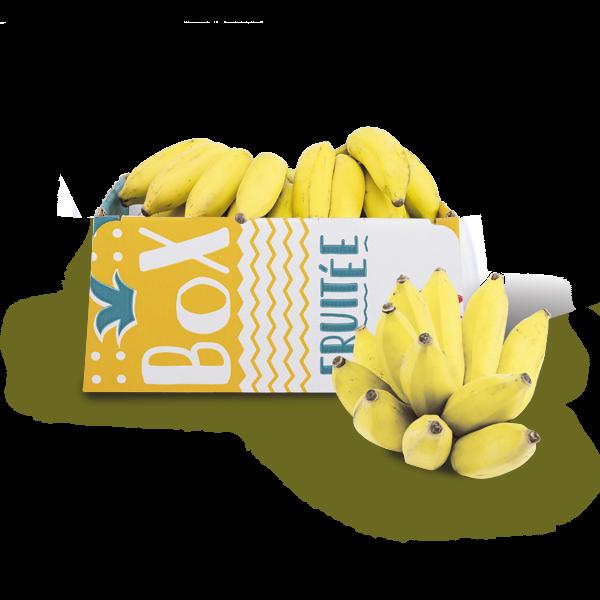 Box bananes