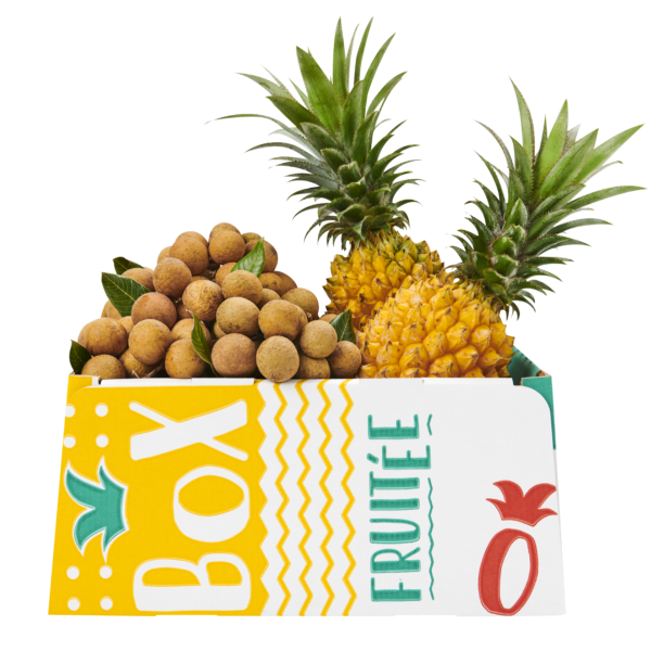 longanis ananas