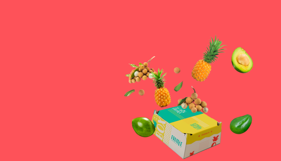 box multi-fruitée