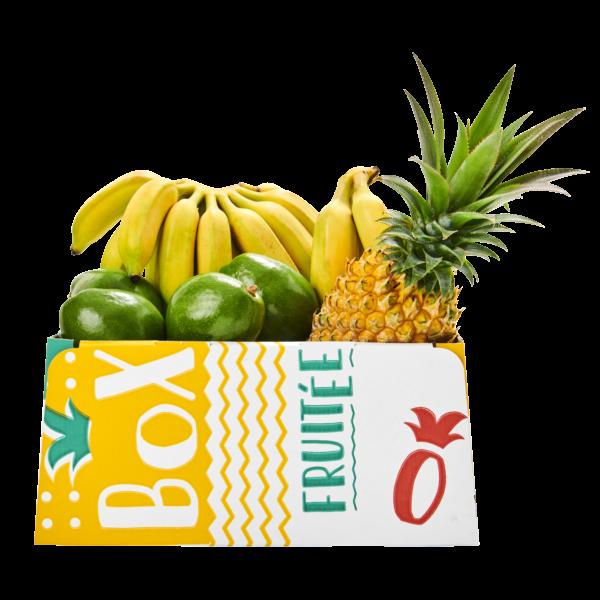 box 3K ananas-avocat-banane