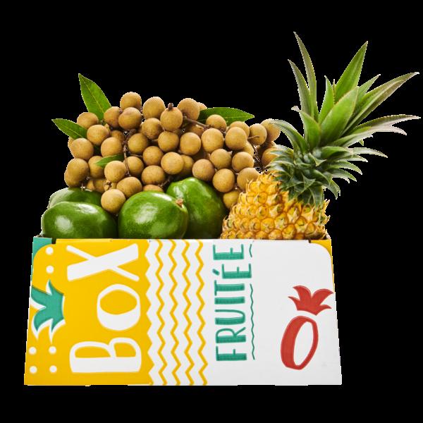 box 3KG ananas-avocat-longanis